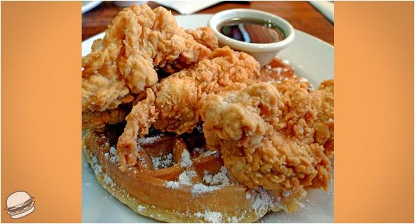FriedChicken&Waffles