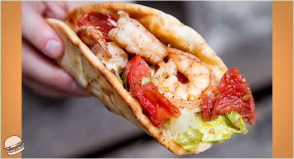 ShrimpFlatbread