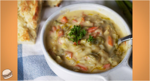 cheeseyveggiesoup