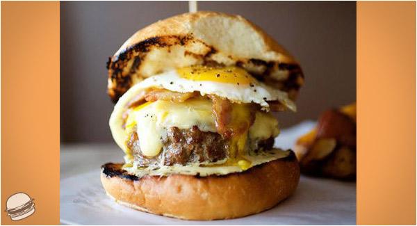 d1(bacon&eggcheeburger