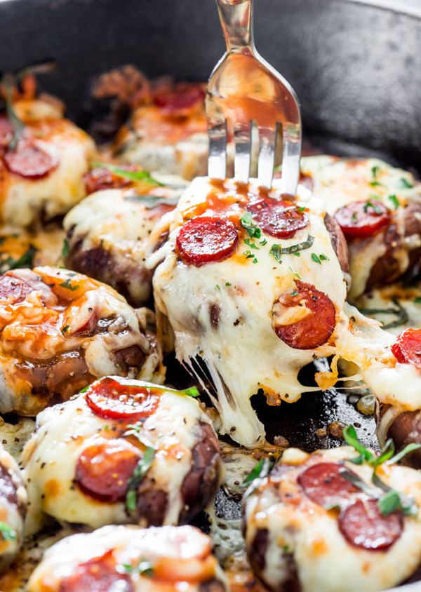 d2pepperonipizzastuffedmushrooms
