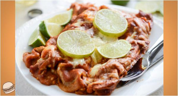 spicybeerbraisedchickenenchiladas